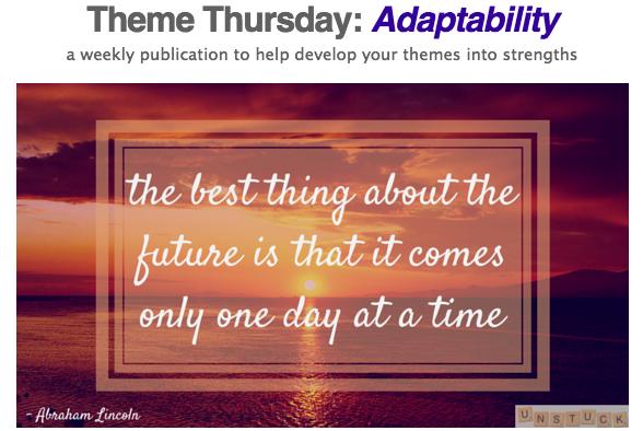 Adaptability Header